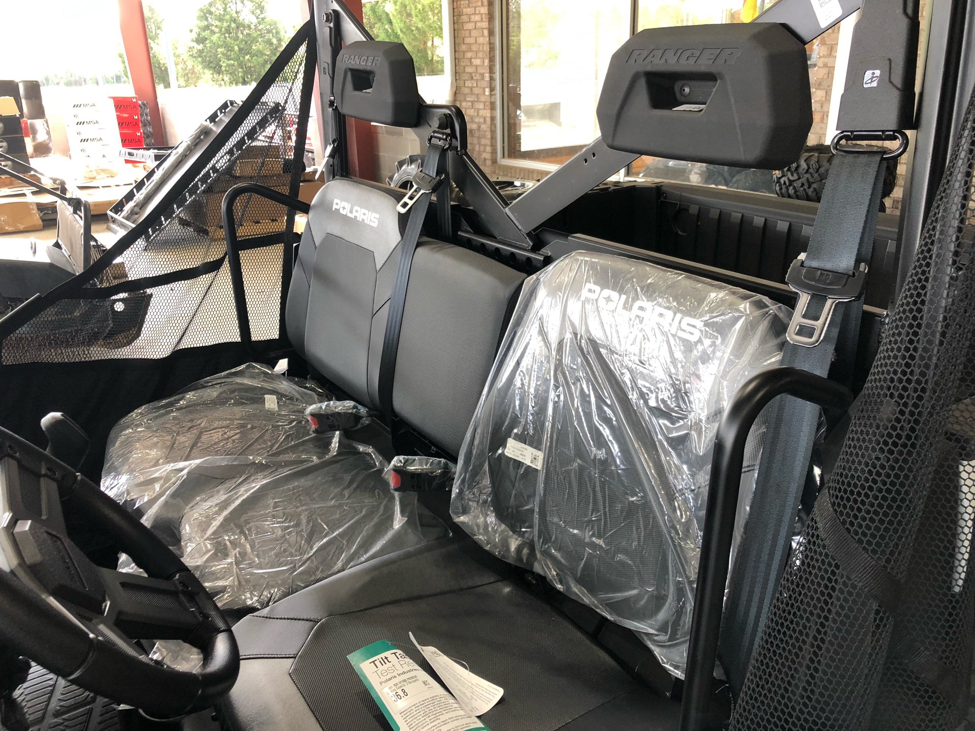 2021 Polaris Ranger XP 1000 Premium in Saucier, Mississippi - Photo 8