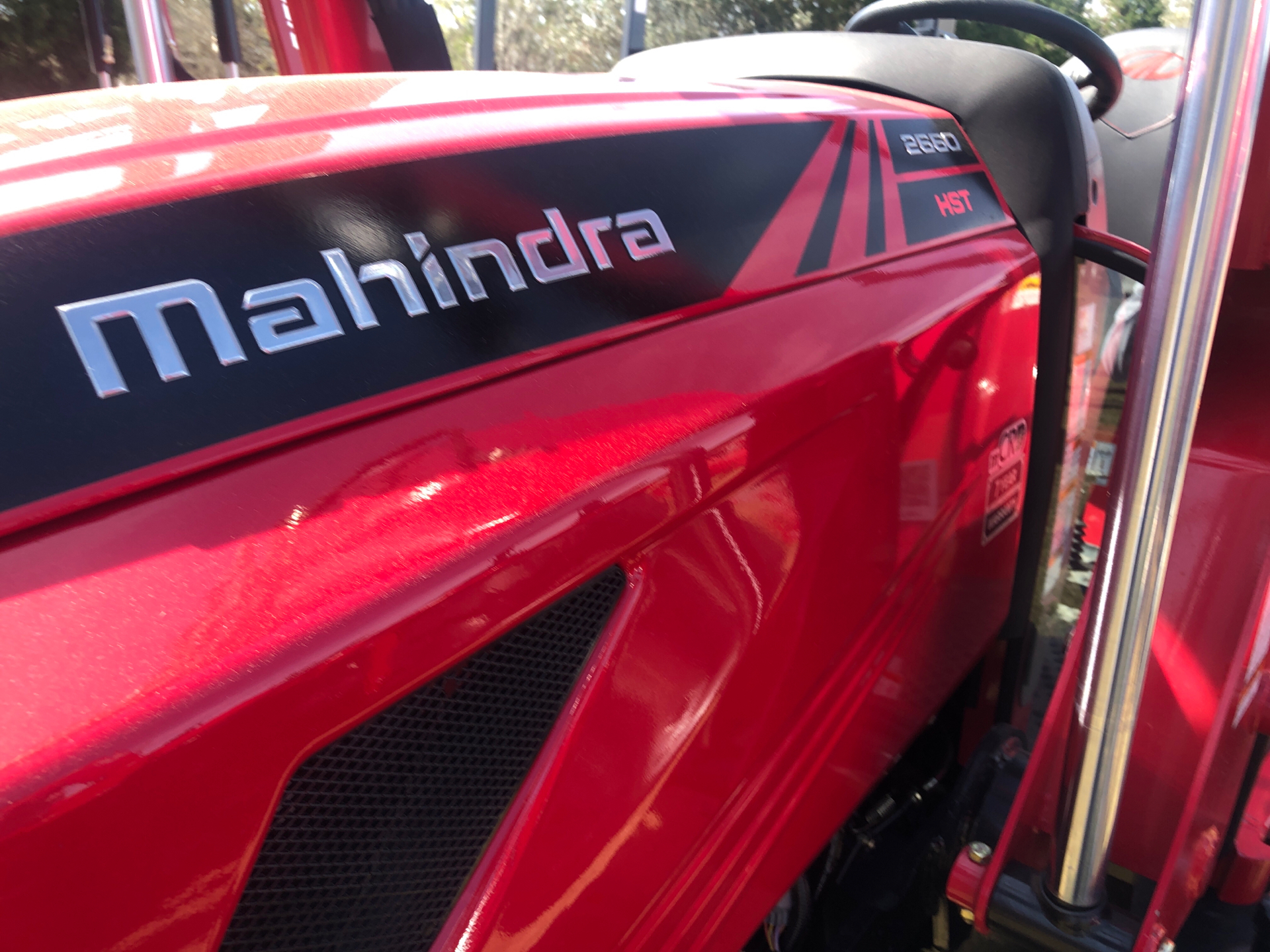 2021 Mahindra 2660 HST in Saucier, Mississippi - Photo 2