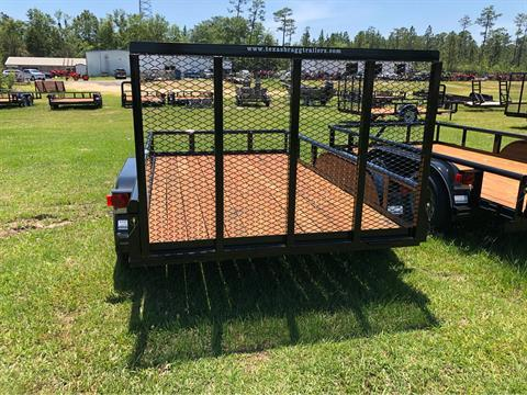 2019 Texas Bragg 12P 7K, 4' Gate in Saucier, Mississippi - Photo 5