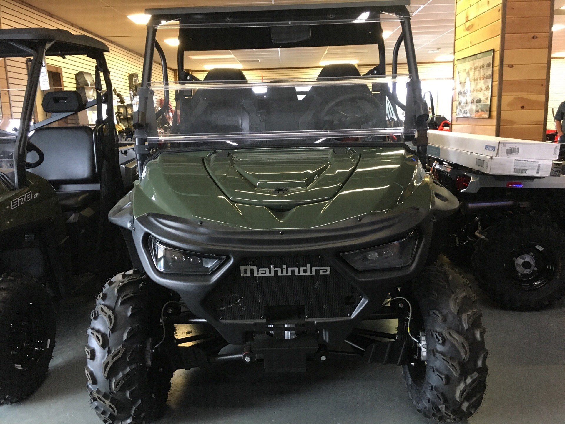 2018 Mahindra Retriever 750 Gas Base in Saucier, Mississippi