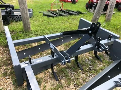 2021 Titan Implement 6' Land Leveler with Shanks in Saucier, Mississippi - Photo 1