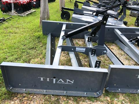 2021 Titan Implement 6' Land Leveler with Shanks in Saucier, Mississippi - Photo 2