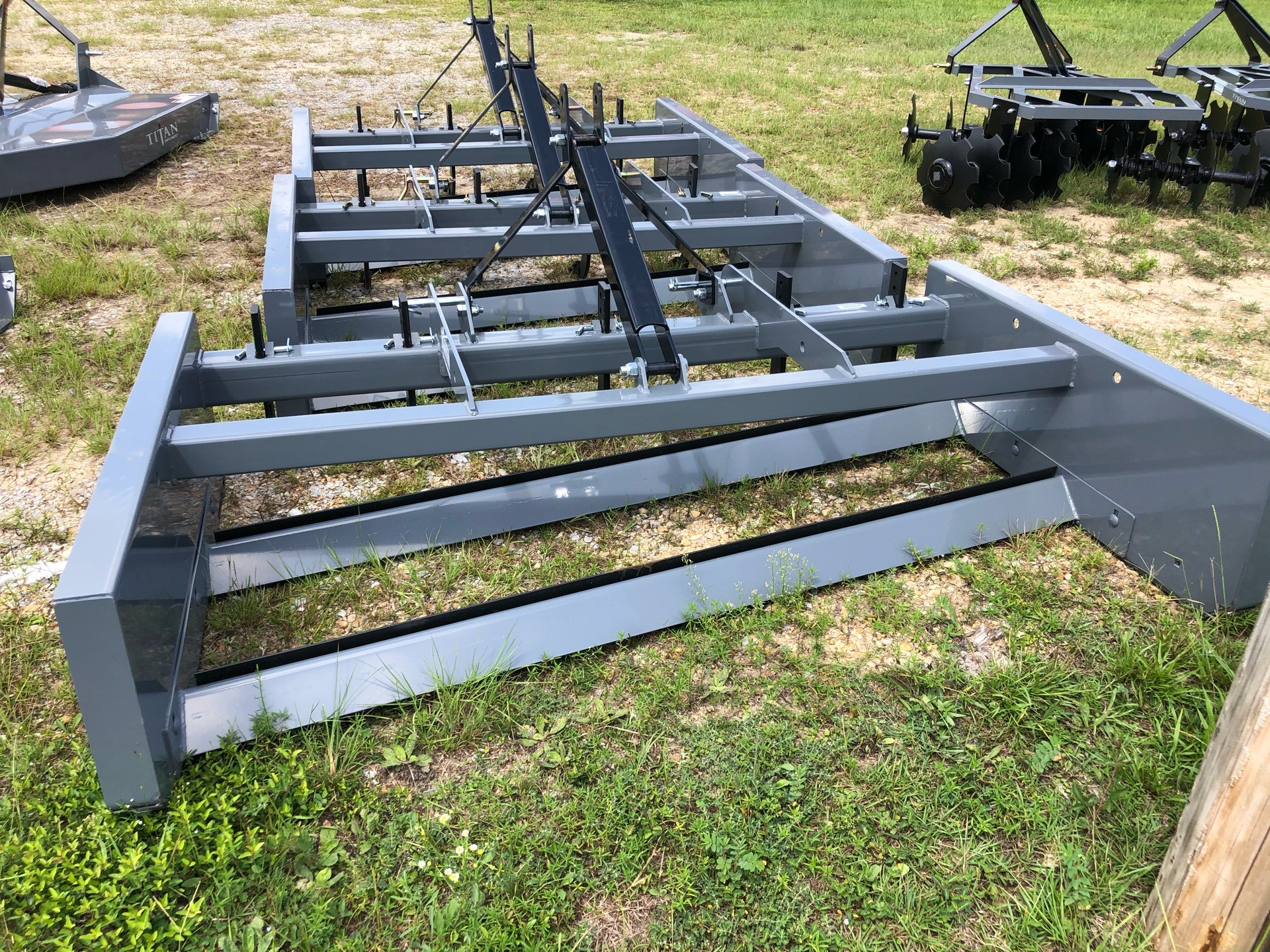 2021 Titan Implement 6' Land Leveler with Shanks in Saucier, Mississippi - Photo 3