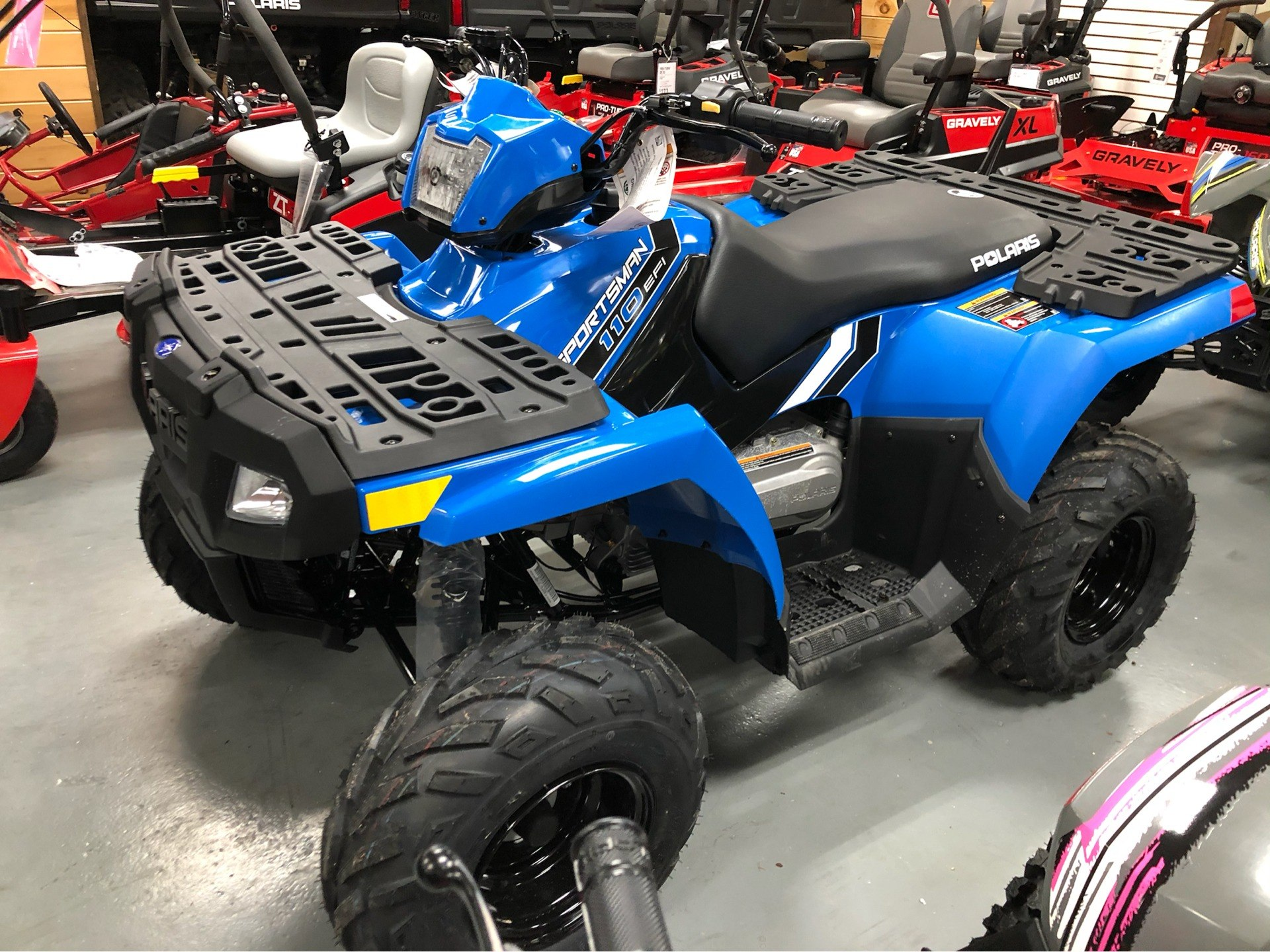 2020 Polaris Sportsman 110 EFI in Saucier, Mississippi - Photo 1
