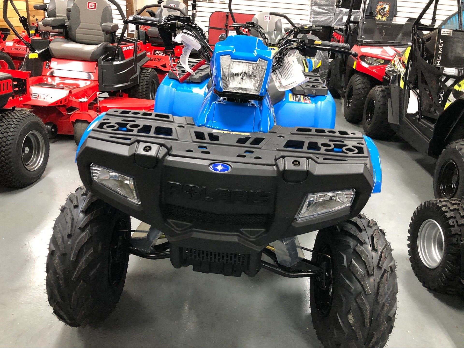 2020 Polaris Sportsman 110 EFI in Saucier, Mississippi - Photo 2