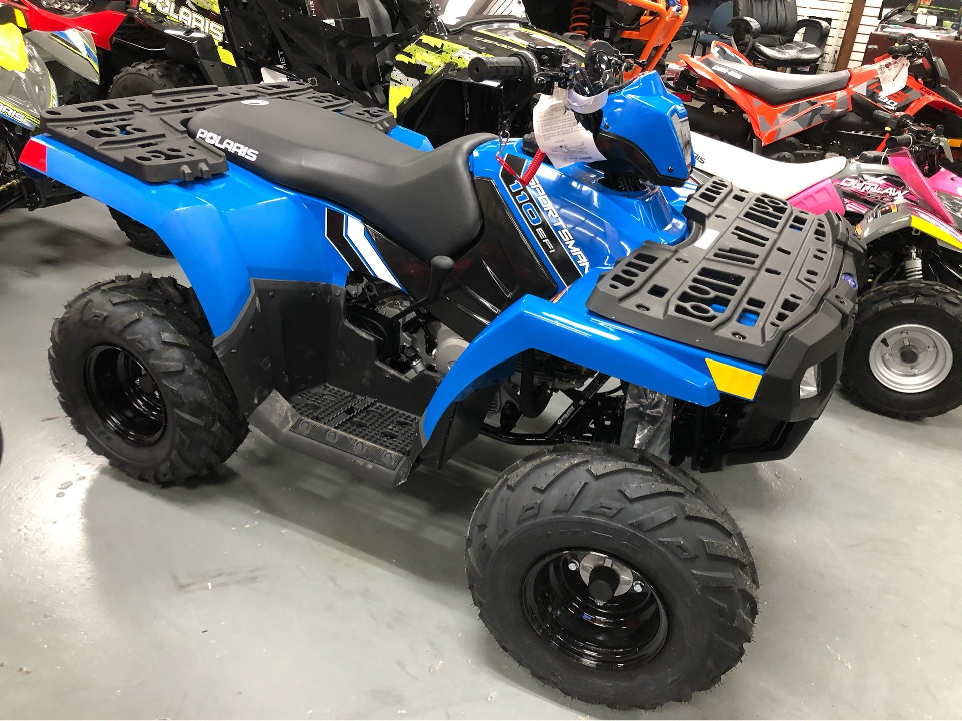 2020 Polaris Sportsman 110 EFI in Saucier, Mississippi - Photo 3