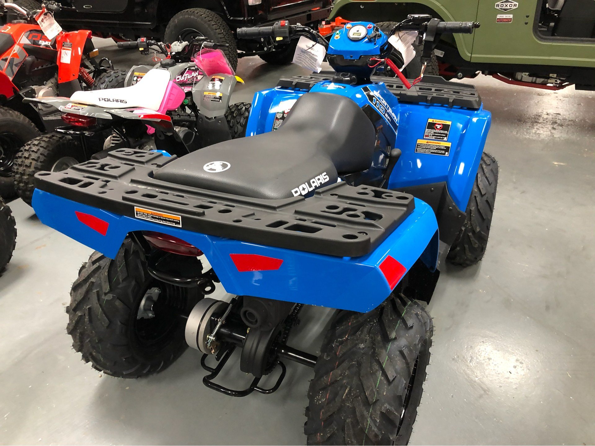 2020 Polaris Sportsman 110 EFI in Saucier, Mississippi - Photo 4