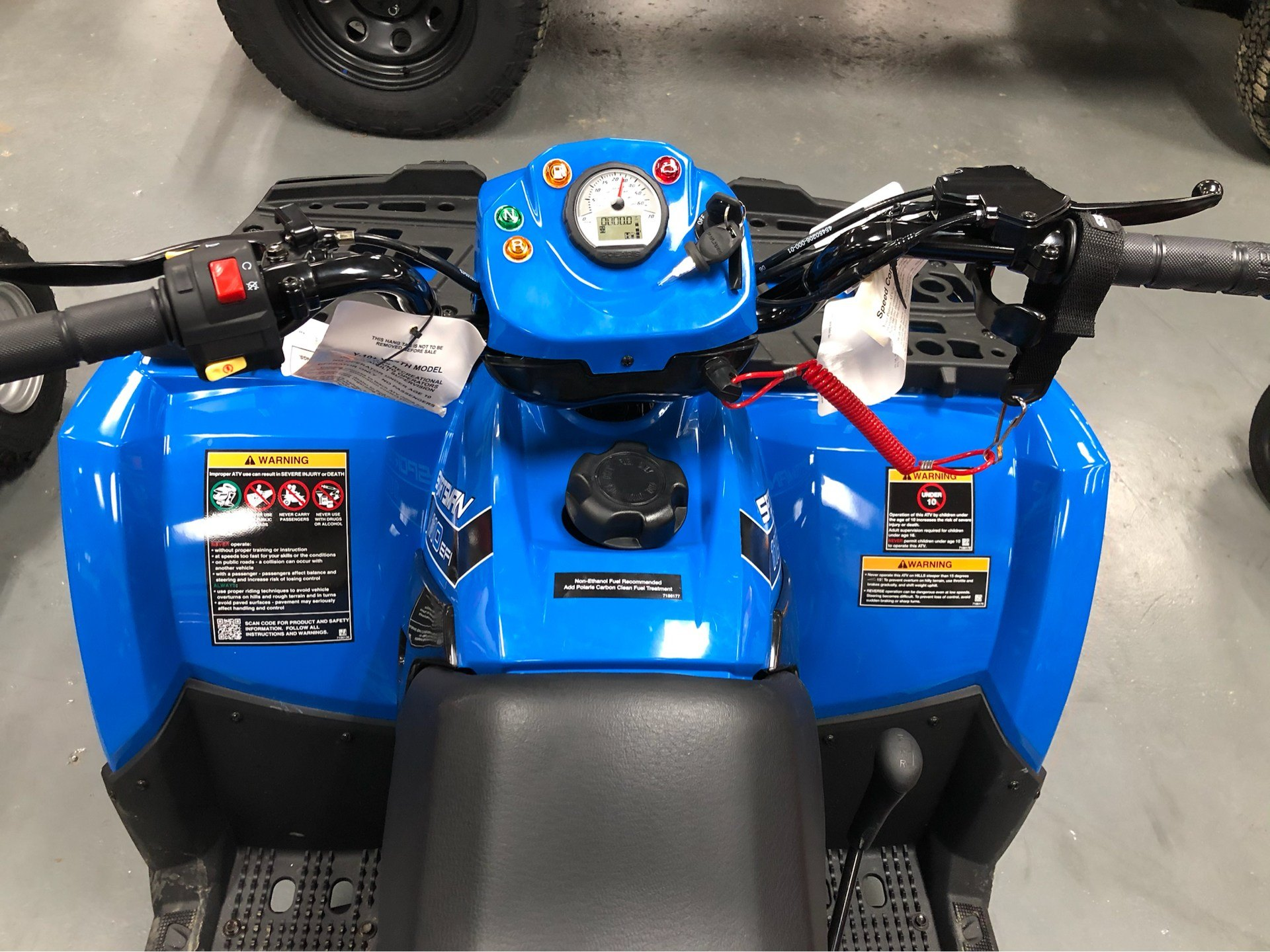 2020 Polaris Sportsman 110 EFI in Saucier, Mississippi - Photo 6