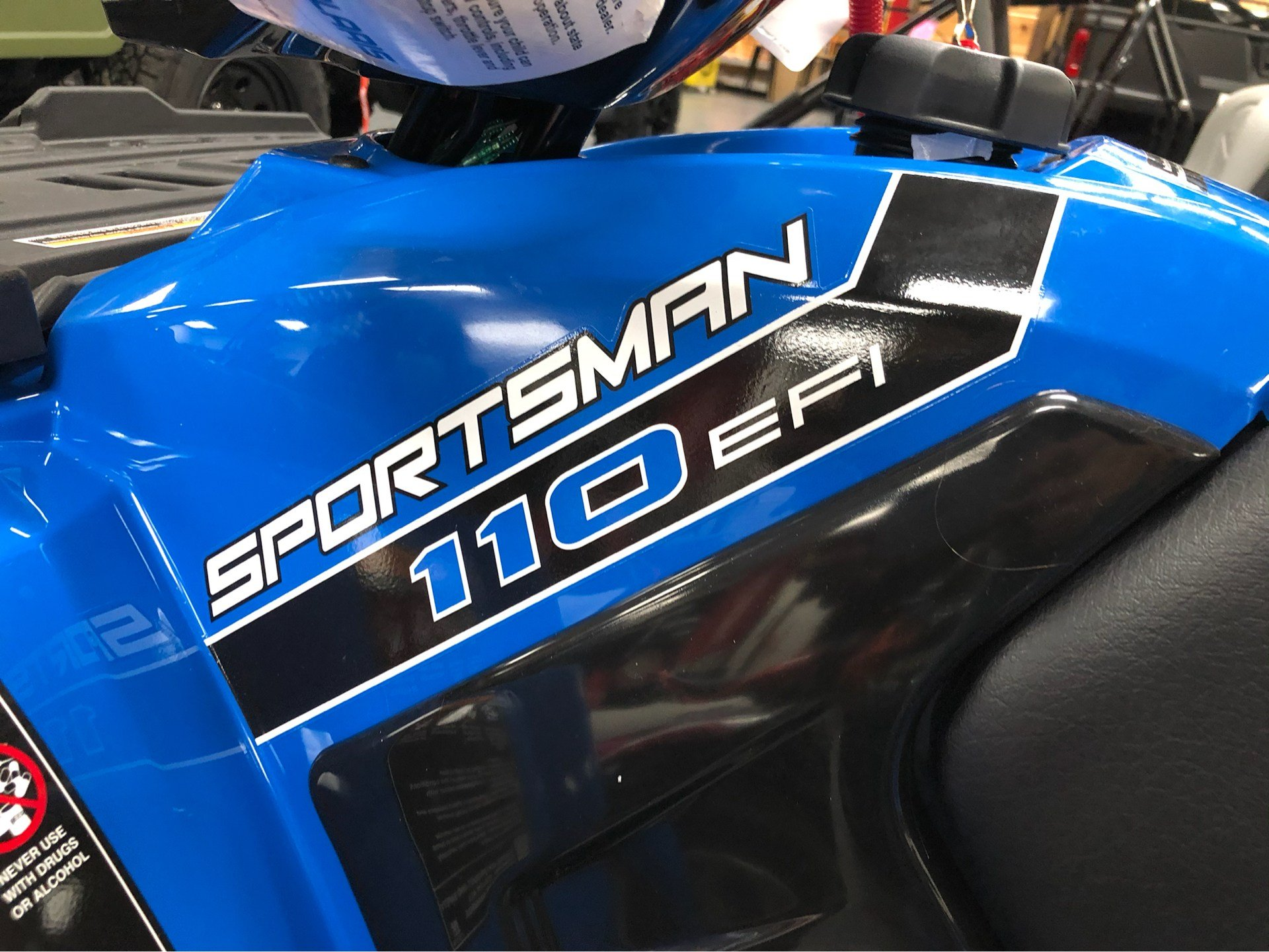 2020 Polaris Sportsman 110 EFI in Saucier, Mississippi - Photo 8
