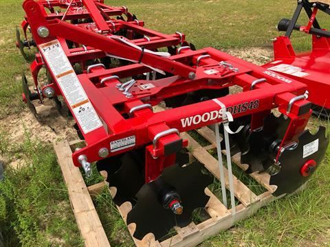 2020 Woods DHS48 Disc Harrow in Saucier, Mississippi - Photo 1