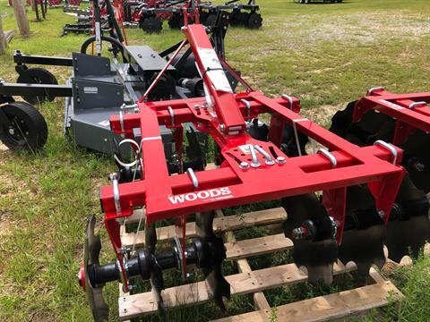 2020 Woods DHS48 Disc Harrow in Saucier, Mississippi - Photo 2