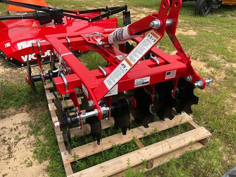 2020 Woods DHS48 Disc Harrow in Saucier, Mississippi - Photo 4