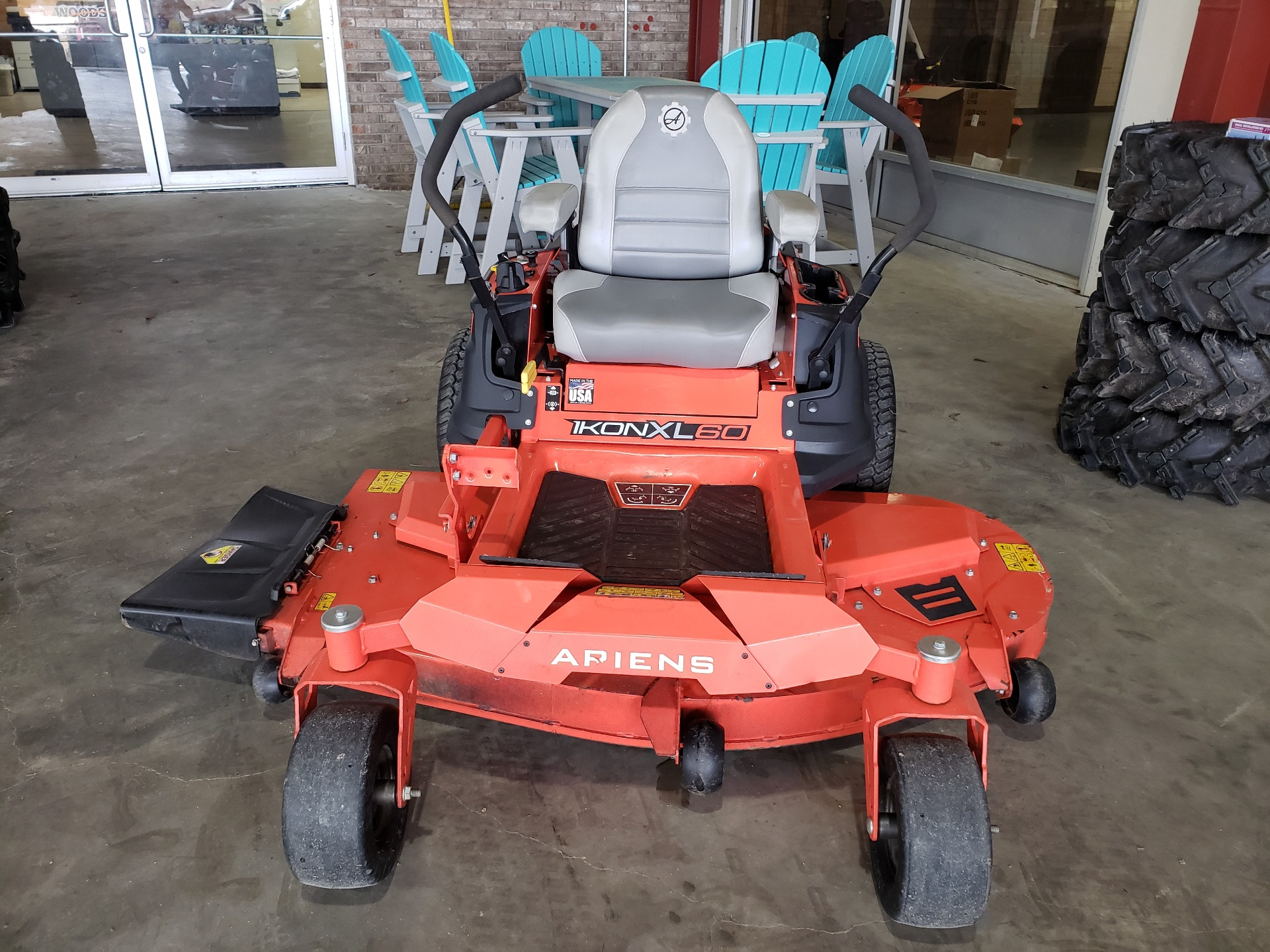 2019 Ariens Ikon XL 60 in. Kawasaki 24 hp in Saucier, Mississippi - Photo 2