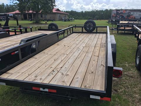 2017 Port City Trailers 20' Tube Top 14K SIR in Saucier, Mississippi