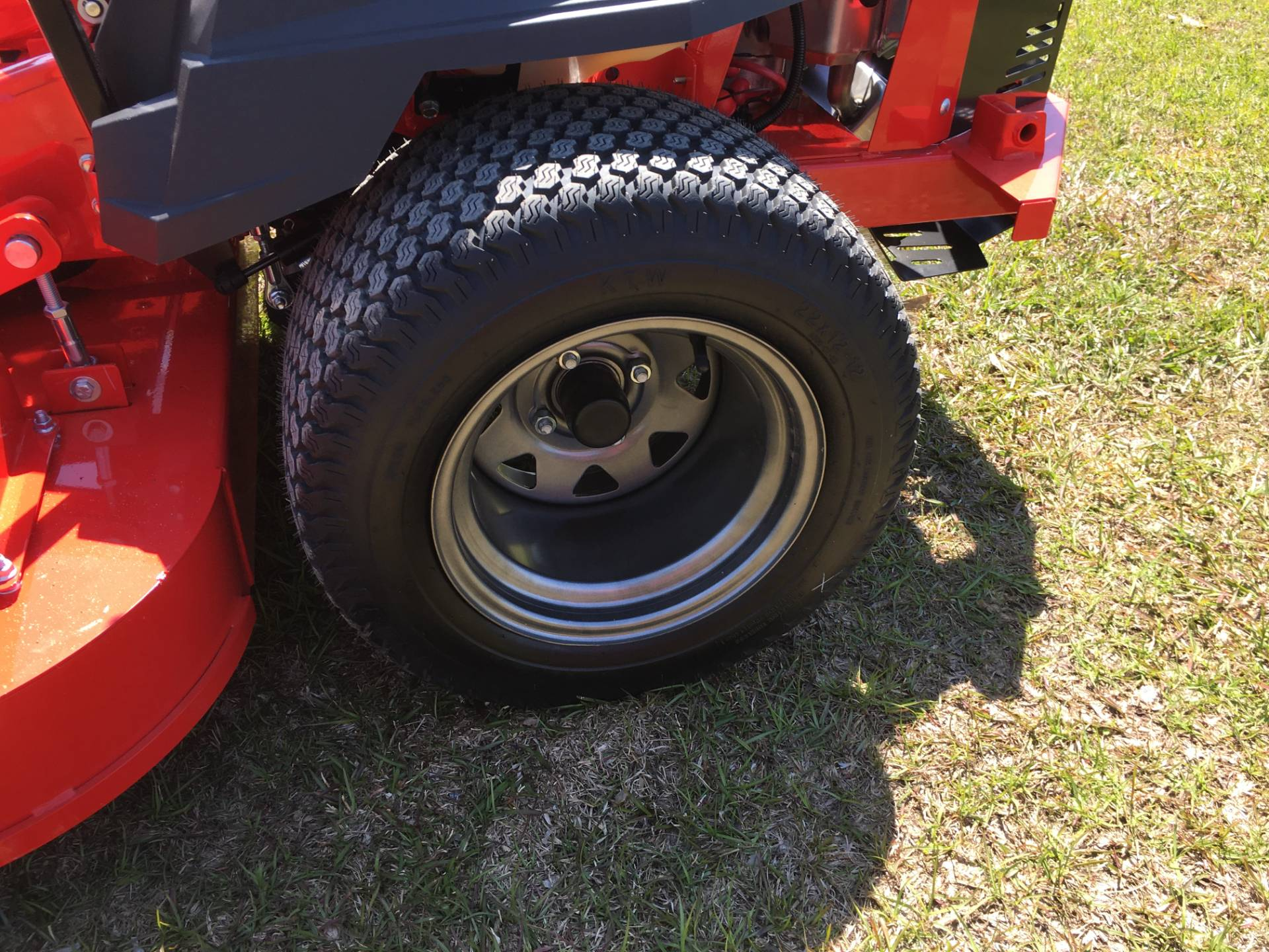 2018 Gravely USA ZT HD 60 (Kohler) in Saucier, Mississippi
