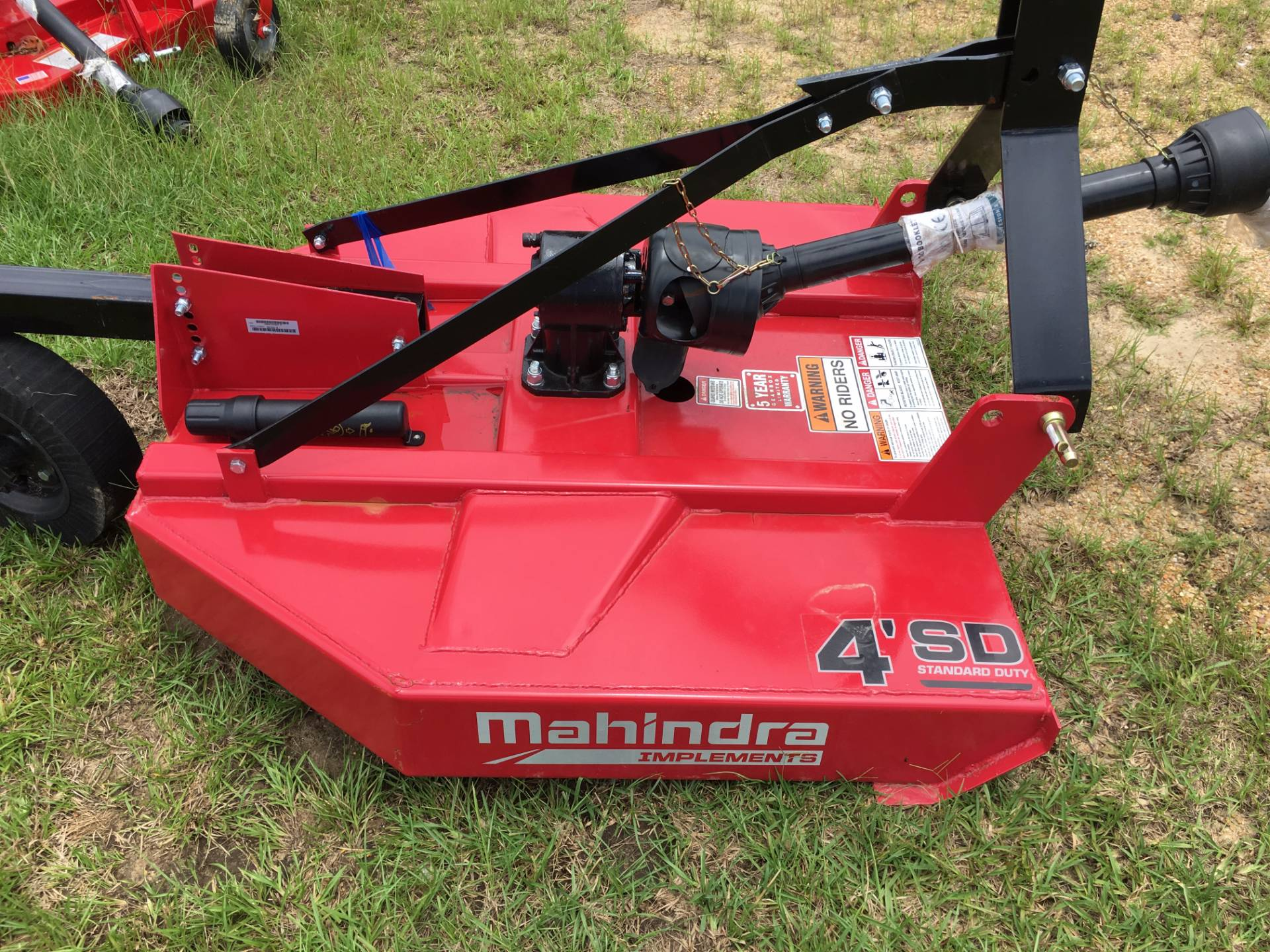 "2017 Mahindra 48"" Rotary Cutter in Saucier, Mississippi"