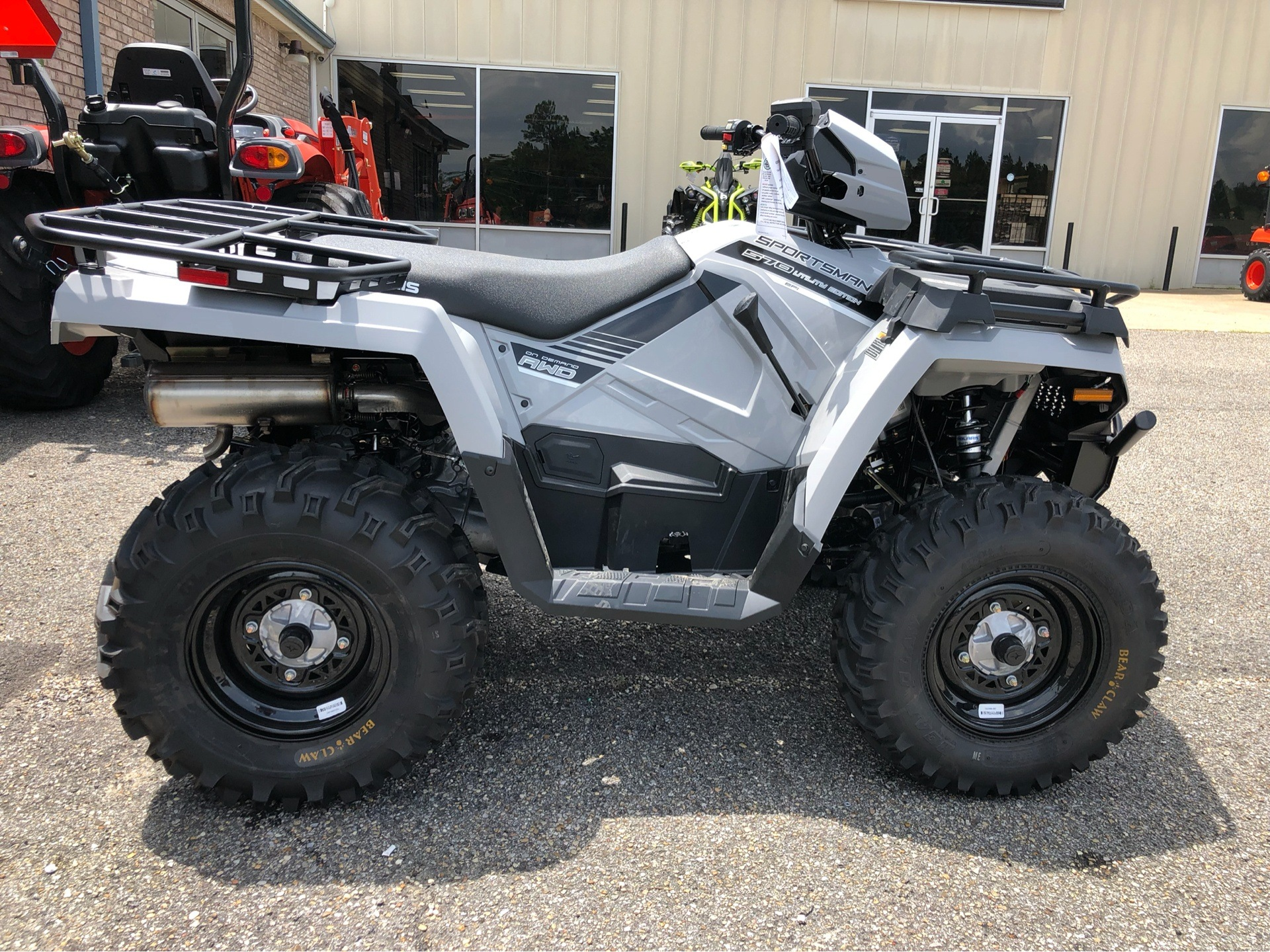 2019 Polaris Sportsman 570 EPS Utility Edition in Saucier, Mississippi - Photo 1