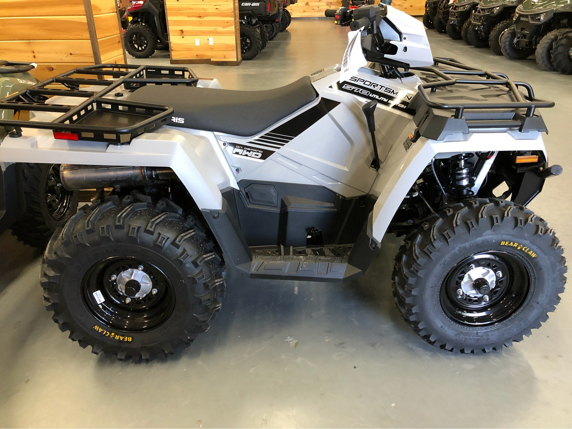 2019 Polaris Sportsman 570 EPS Utility Edition in Saucier, Mississippi