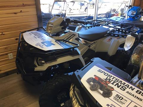2018 Polaris Sportsman 450 H.O. Utility Edition in Saucier, Mississippi
