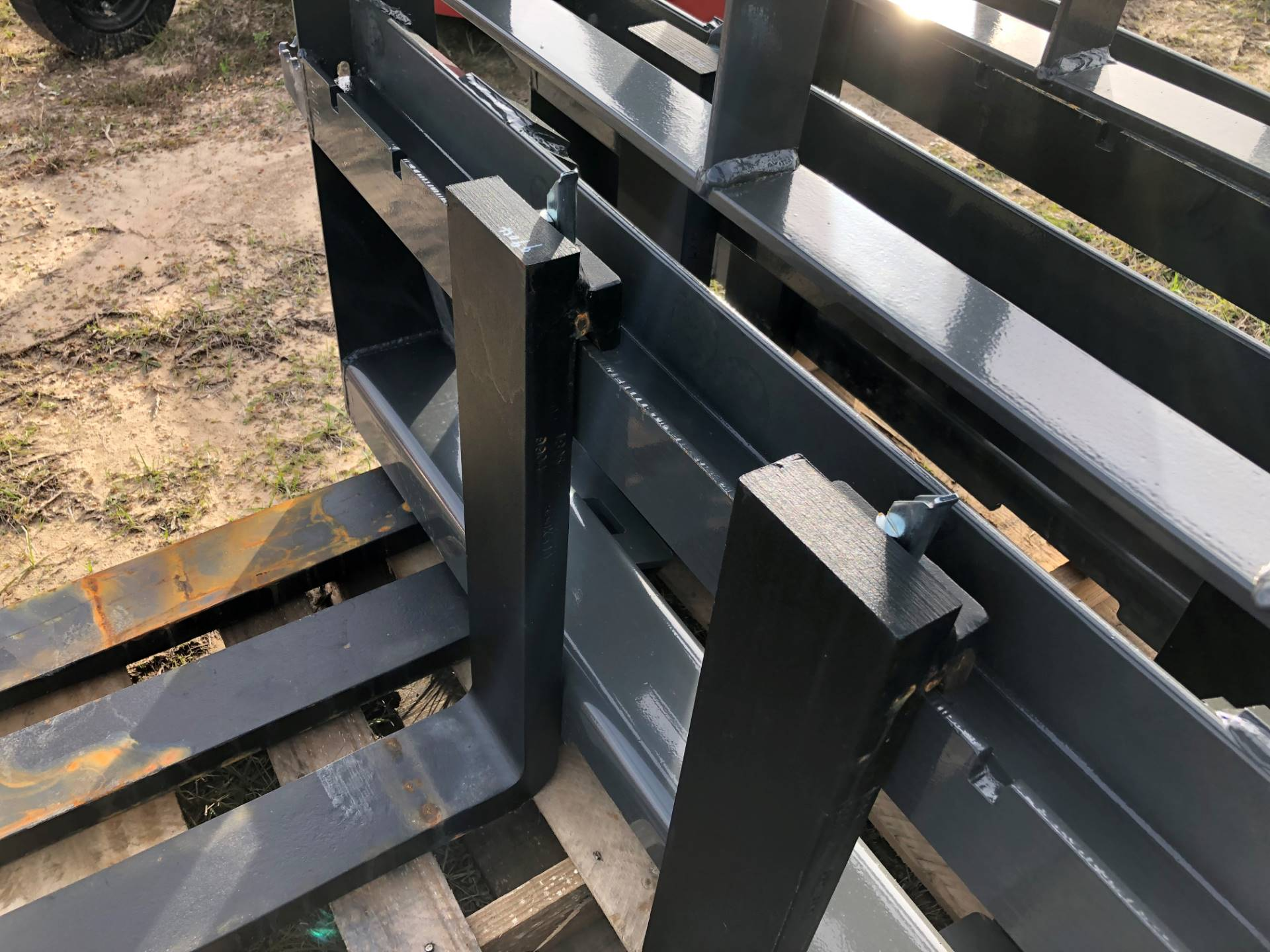 2019 Titan Implement Pallet Forks - 4,000 lbs Capacity in Saucier, Mississippi