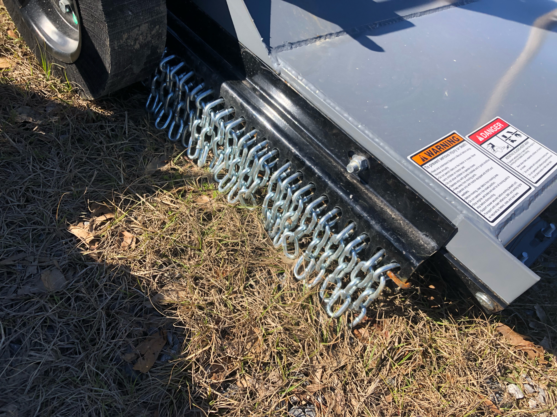2021 Titan Implement 6' Rotary Cutter w/ Slip Clutch and Chains in Saucier, Mississippi - Photo 2