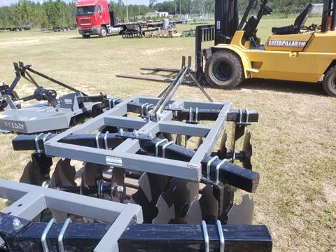 2020 Titan Implement 16x18 Disc - 5.5' Adjustable Tube Disc in Saucier, Mississippi - Photo 3