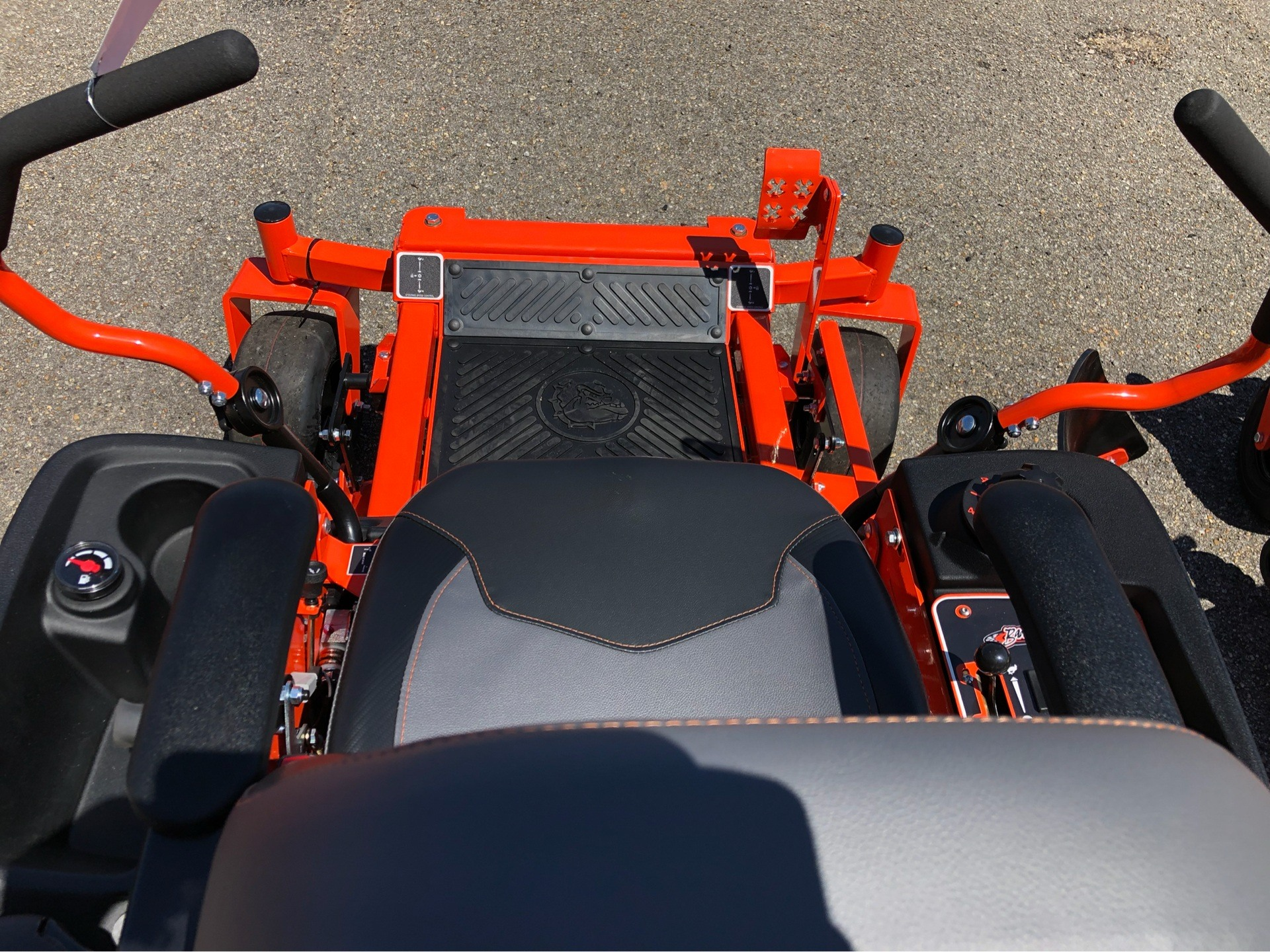 "2019 Bad Boy Mowers Maverick 60"" with Kawasaki FS730 in Saucier, Mississippi - Photo 8"