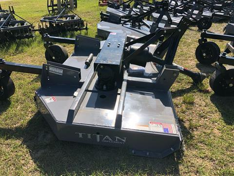 2021 Titan Implement 8' HD Cutter with Chains in Saucier, Mississippi - Photo 2