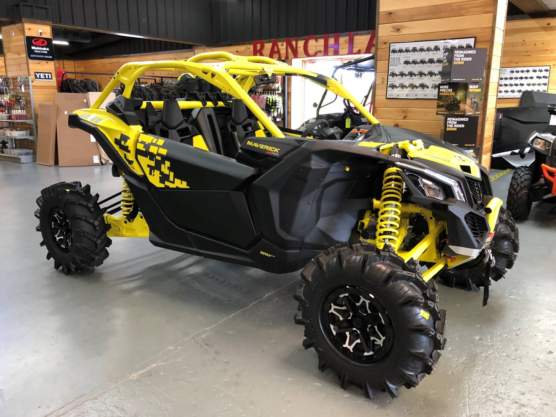 2019 Can-Am Maverick X3 X MR Turbo R in Saucier, Mississippi - Photo 1