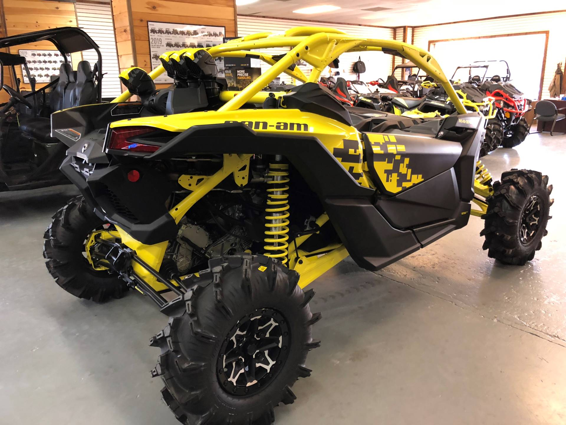 2019 Can-Am Maverick X3 X MR Turbo R in Saucier, Mississippi - Photo 6