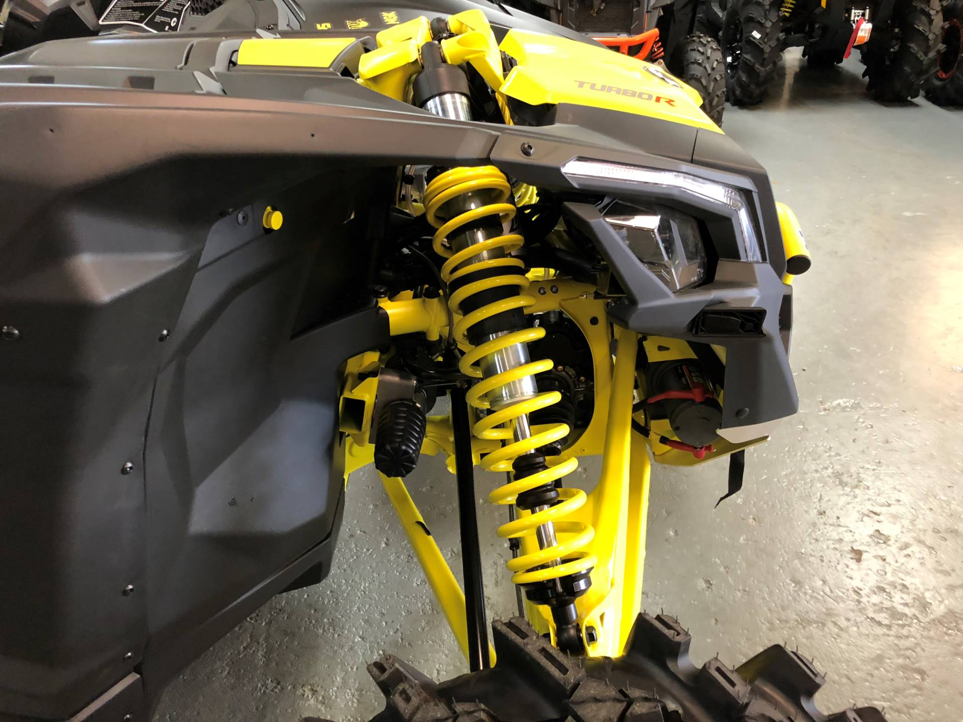 2019 Can-Am Maverick X3 X MR Turbo R in Saucier, Mississippi - Photo 8
