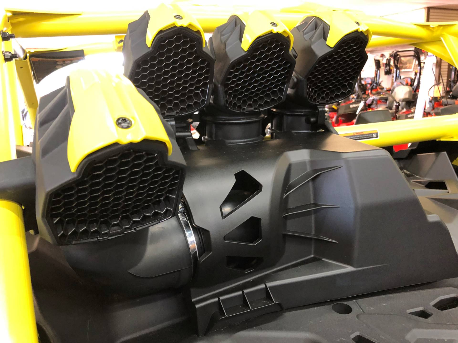 2019 Can-Am Maverick X3 X MR Turbo R in Saucier, Mississippi - Photo 15