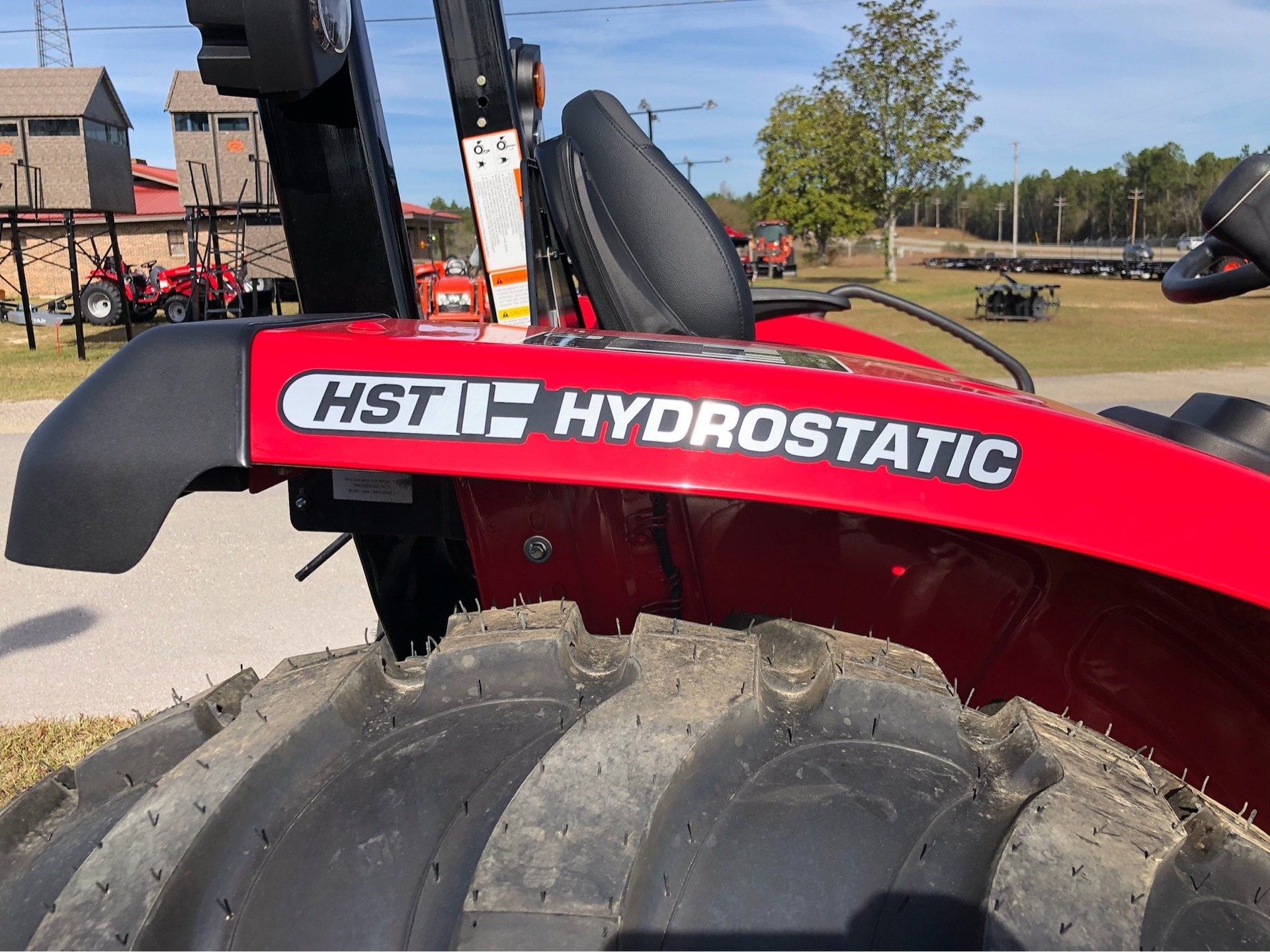 2019 Mahindra 3640 HST OS in Saucier, Mississippi - Photo 6