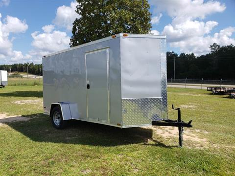 2019 Triple R Trailers 6x12 V-nose Cargo Trailer in Saucier, Mississippi - Photo 1