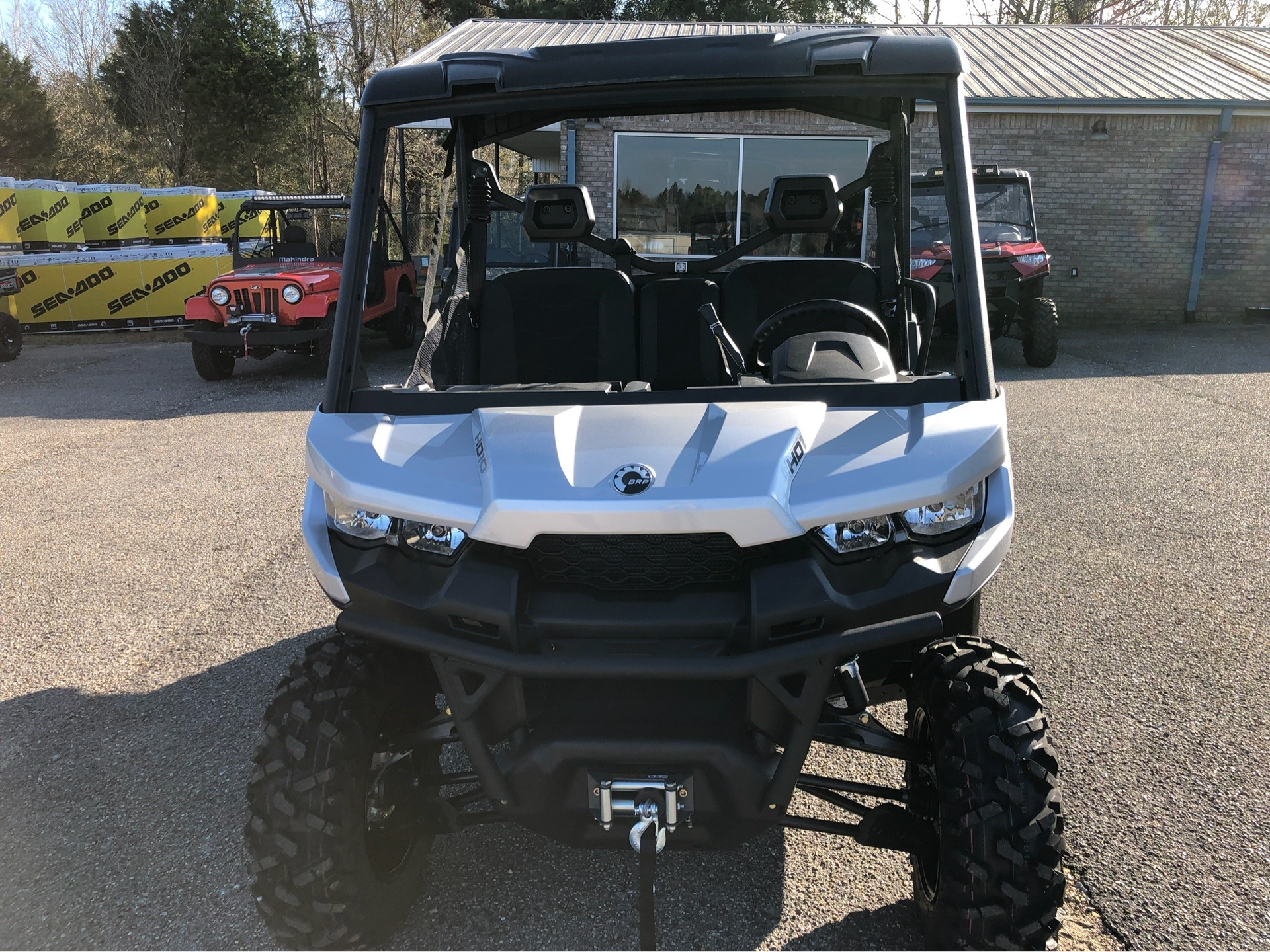 2019 Can-Am Defender XT HD10 in Saucier, Mississippi