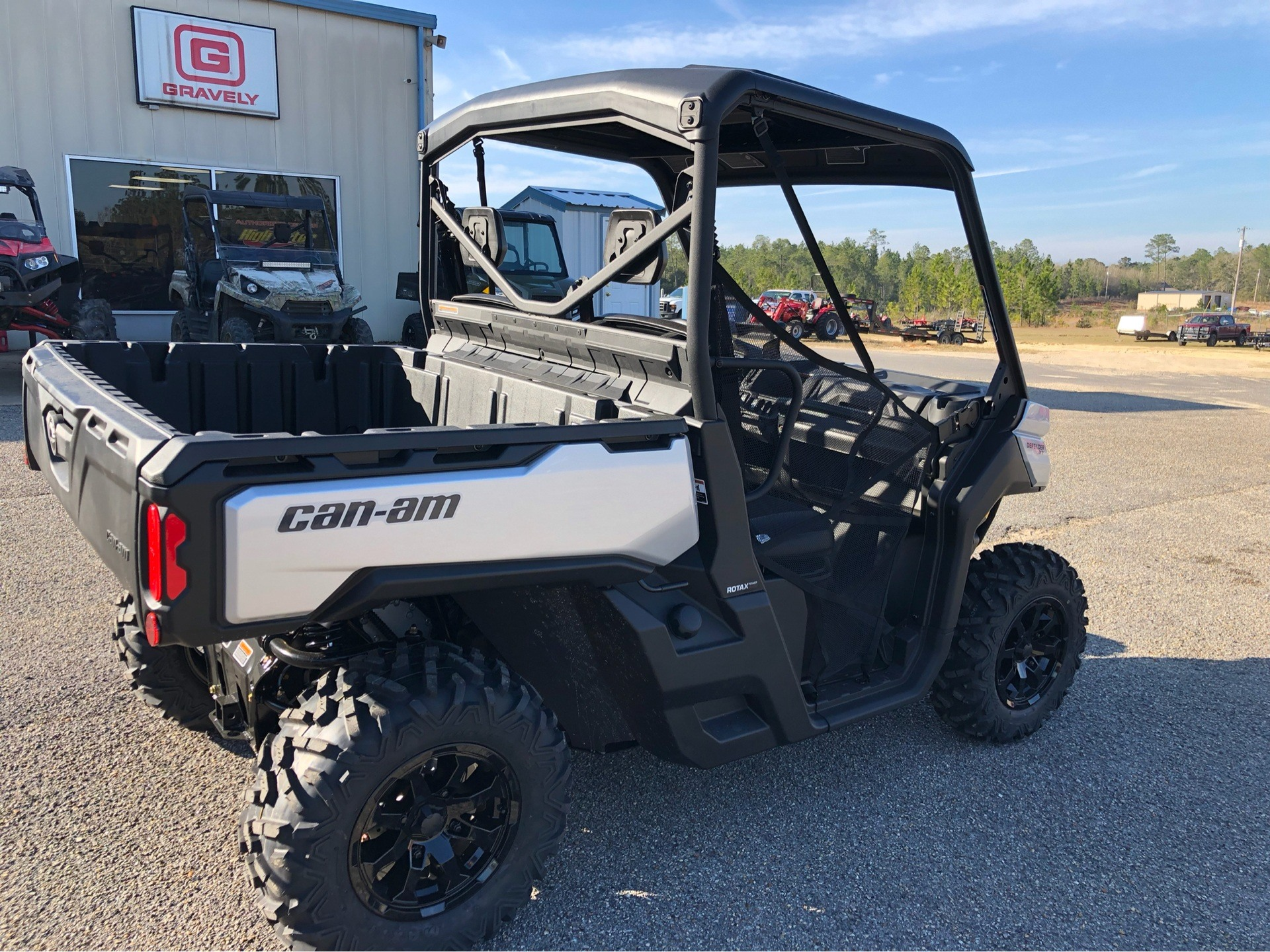 2019 Can-Am Defender XT HD10 in Saucier, Mississippi - Photo 4