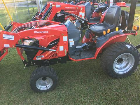 2017 Mahindra eMax 22S Gear in Saucier, Mississippi