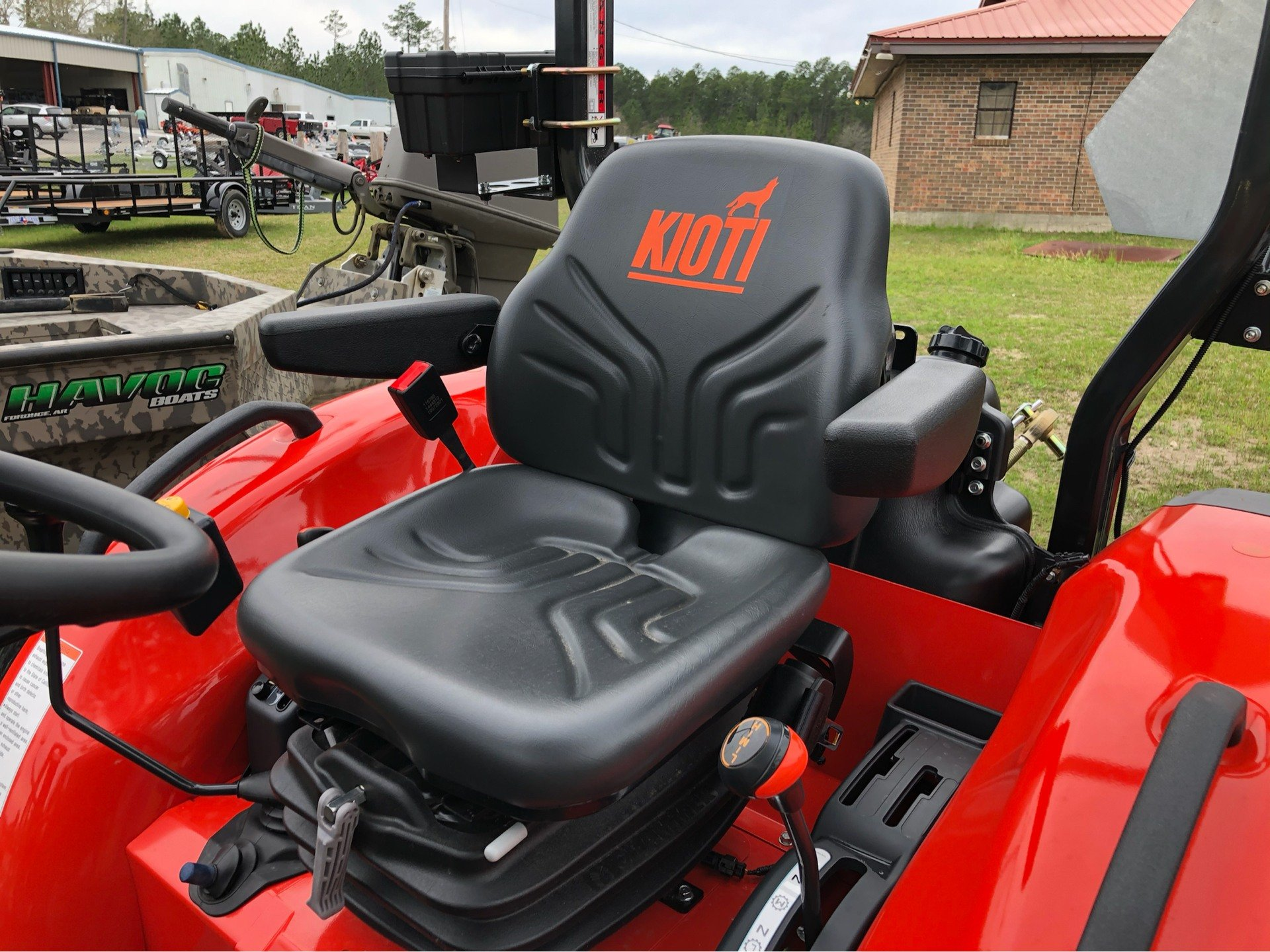 2019 KIOTI CK3510SE HST in Saucier, Mississippi - Photo 4
