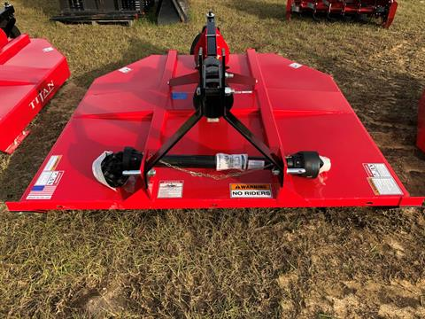 2019 Titan Implement 6' MD Cutter - Slip Clutch in Saucier, Mississippi - Photo 1