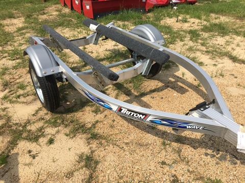 2018 Triton Trailers WAVE in Saucier, Mississippi