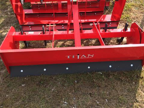 2016 Titan 6' Box Blade in Saucier, Mississippi