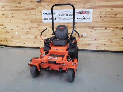 "2019 Bad Boy Mowers Outlaw Compact 42"" with Kawasaki FX691 in Saucier, Mississippi"