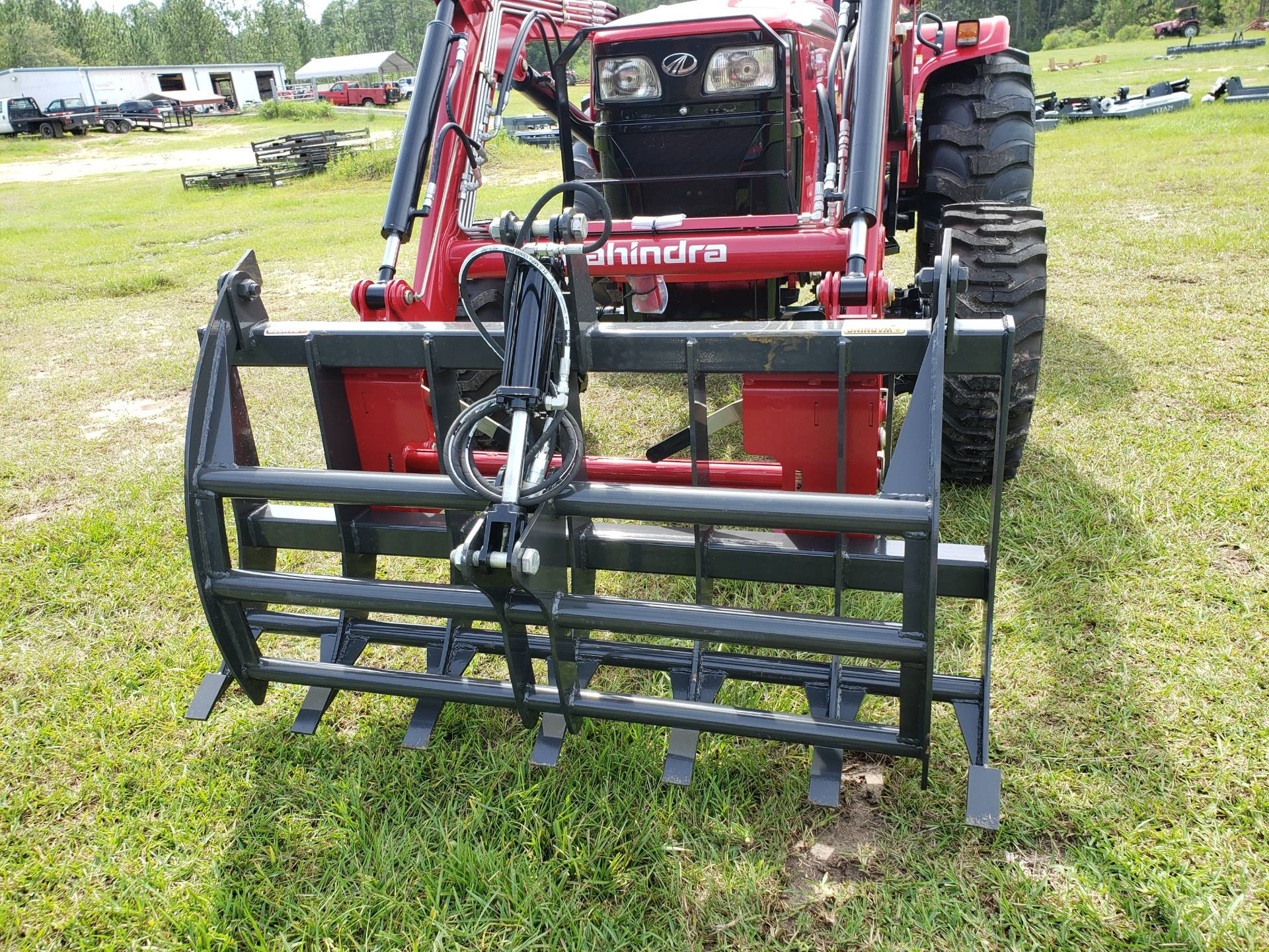 2021 Titan Implement 5' Grapple Rake in Saucier, Mississippi - Photo 2
