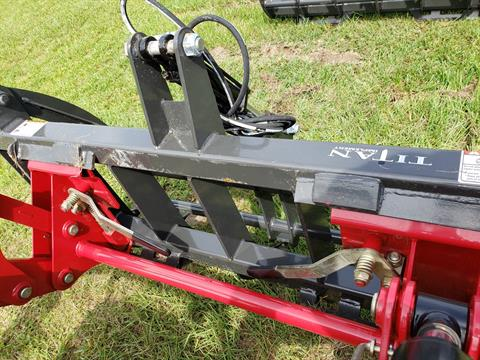 2021 Titan Implement 5' Grapple Rake in Saucier, Mississippi - Photo 4
