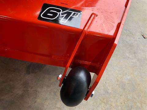 2021 Bad Boy Mowers Renegade 61 in. Vanguard EFI 37 hp in Saucier, Mississippi - Photo 3