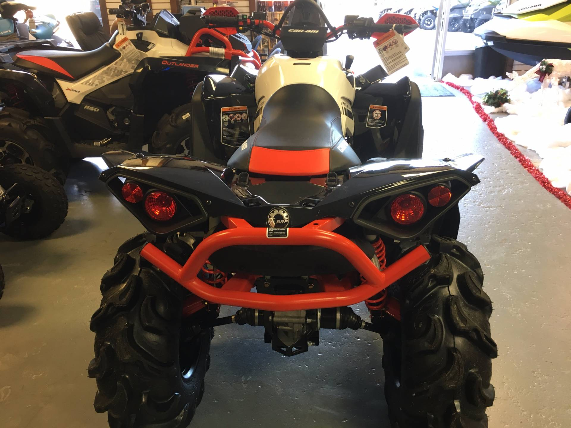 2018 Can-Am Renegade X MR 570 in Saucier, Mississippi