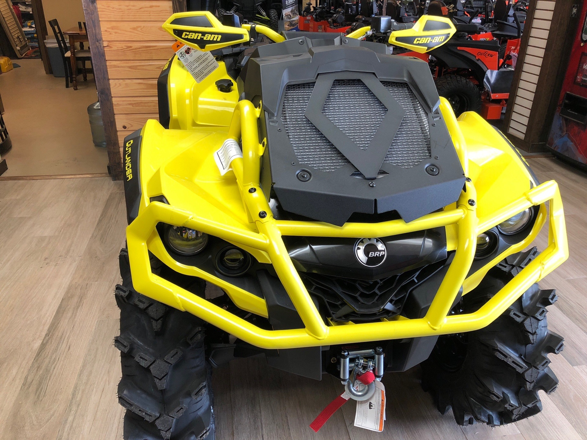 2019 Can-Am Outlander X mr 1000R in Saucier, Mississippi - Photo 2