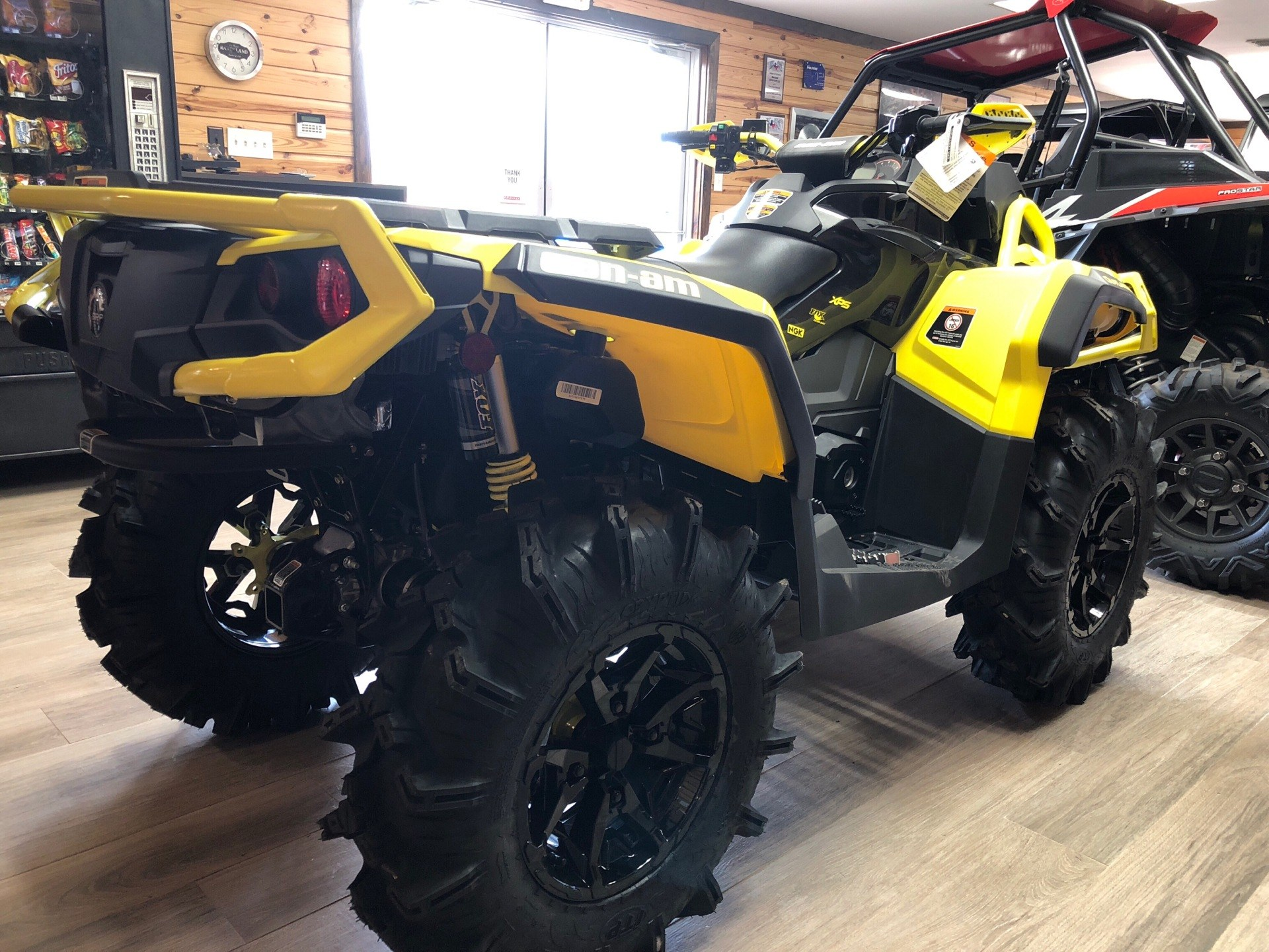 2019 Can-Am Outlander X mr 1000R in Saucier, Mississippi - Photo 5