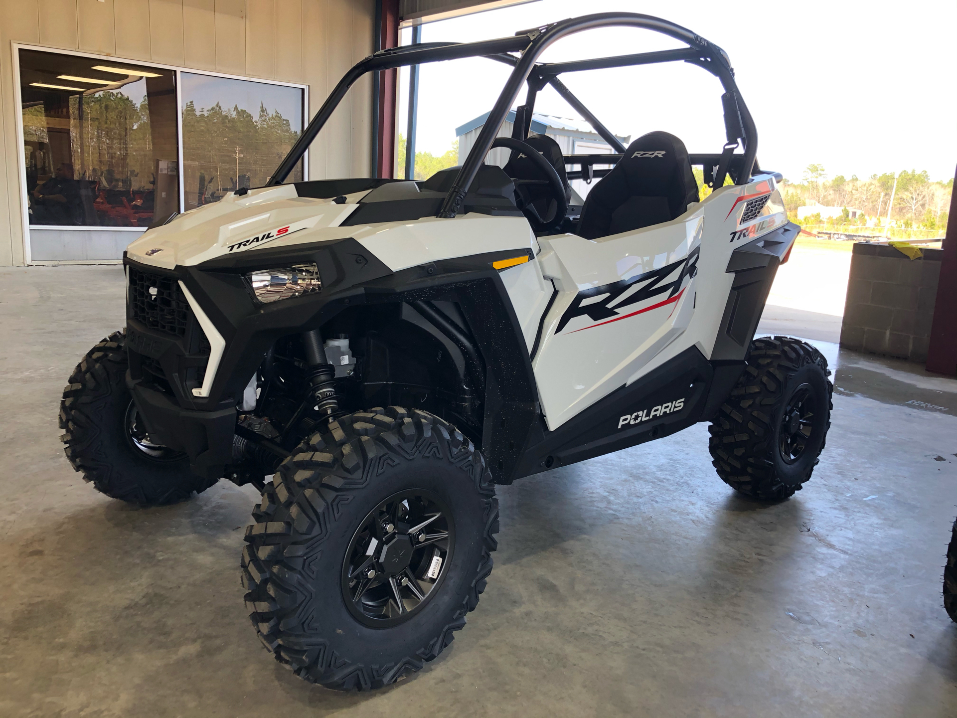 2021 Polaris RZR Trail S 900 Sport in Saucier, Mississippi - Photo 1