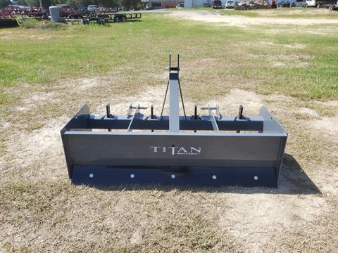 2020 Titan Implement 5' Box Blade in Saucier, Mississippi - Photo 1